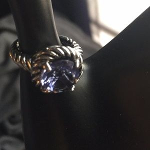 Jewelry - Silver Braided Band Ring
